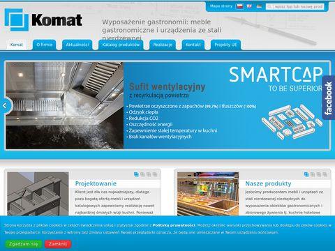Komat.com.pl producent mebli