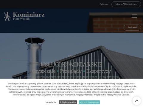 Kominiarzraciborz.pl zakład