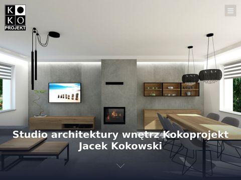 Kokoprojekt.pl projektowanie