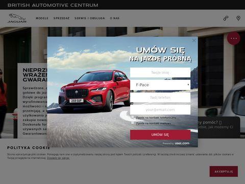 Jaguar jlrcentrum.jaguar.pl