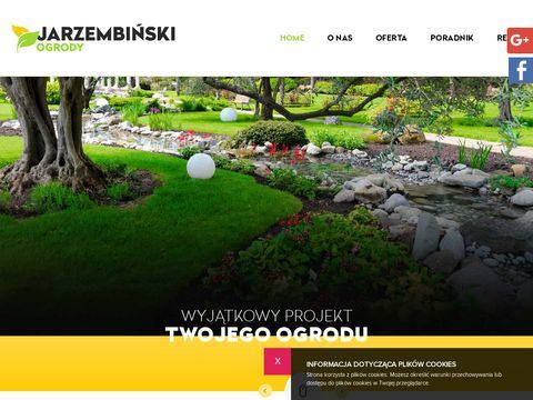 Eden aranżacja ogrodów Gdańsk