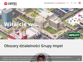 Impel outsourcing finansowy