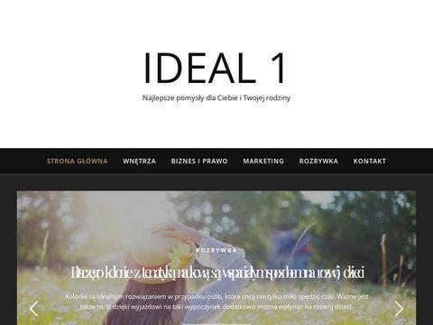 Ideal-1 akcesoria budowlane