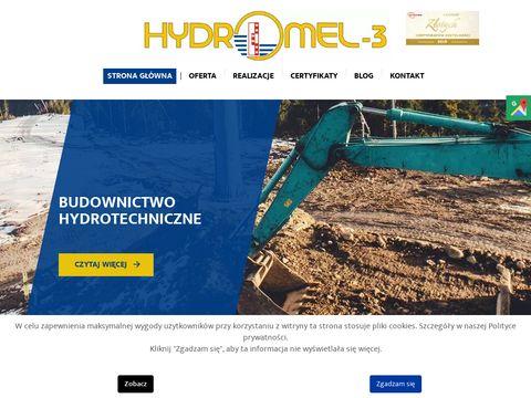 Hydromel-3.pl ścianka