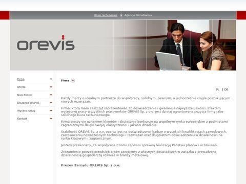 Orevis zakładanie firm Gdańsk