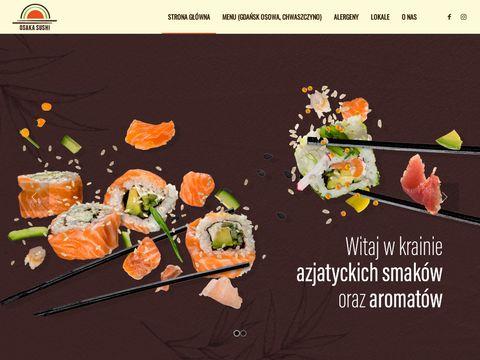 Osakasushi.pl sushi Gdańsk