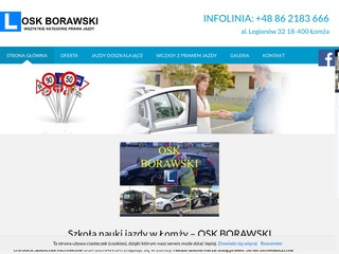 Osk-borawski.pl