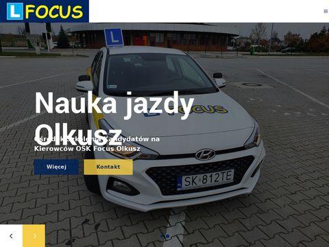 Focus prawo jazdy Olkusz