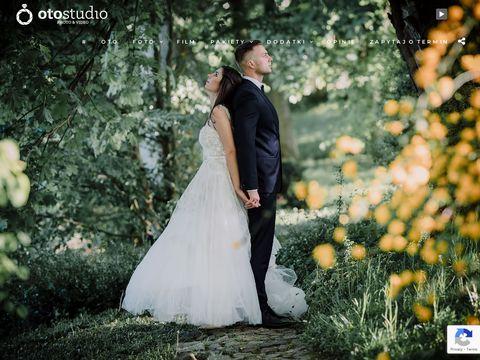 Oto Studio - fotografia ślubna