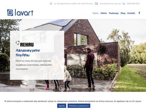 Oknalavart.pl