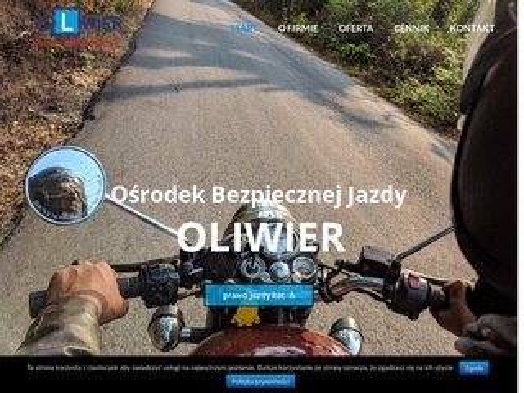 Oliwier-zyrardow.pl nauka jazdy
