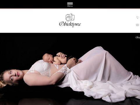 Obiektywa.pl sesje noworodków