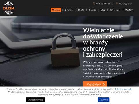 Ochronaglok.pl agencja ochrony