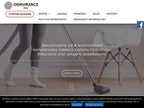 Odkurzaczecentralne.org.pl