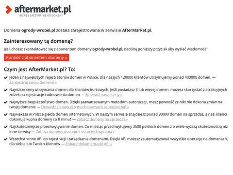 Ogrody-wrobel.pl ogrodzenia drewbet