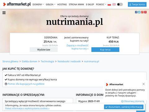 Nutrimania.pl - suplementy
