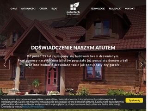 Naturtech.eu domy drewniane