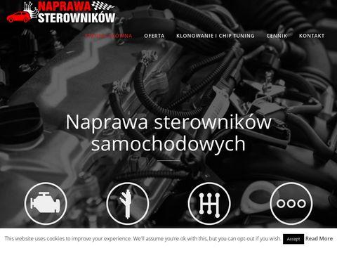 Naprawasterownikow.pl