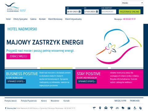 Nadmorski Gdynia hotel spa