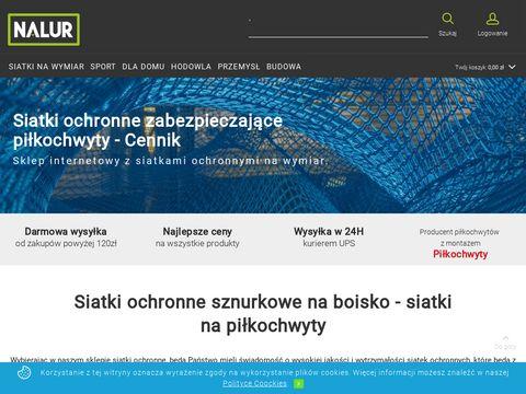Nalur.pl - piłkochwyty