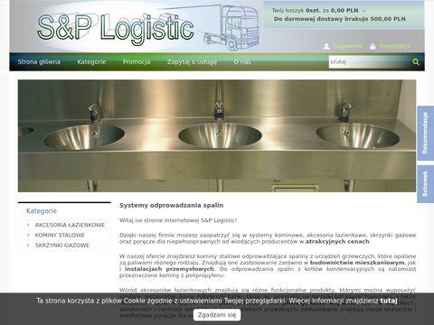 S&P Logistic wkłady kominowe
