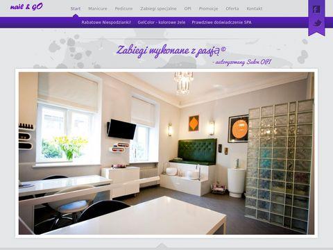 Nailandgo.pl - manicure Warszawa