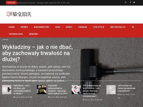 Na-blogu.pl ciąża i dziecko