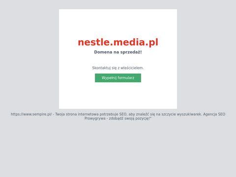 Nestle.media.pl - portal o SEO