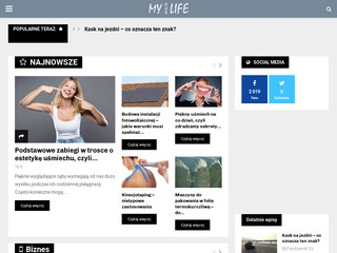 Myourlife.pl informacje