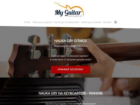 My Guitar - portal dla gitarzystów