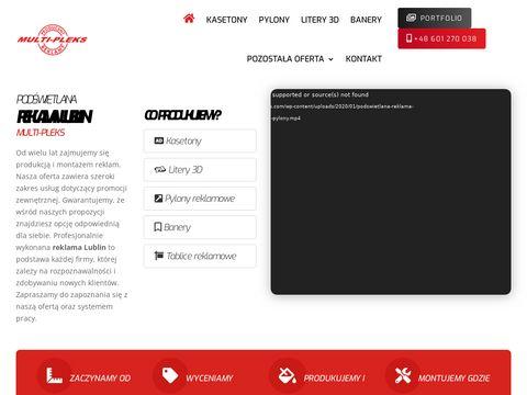 Multi-Pleks - banery Lublin