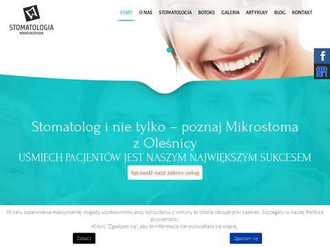 Mikrostoma.pl dentysta