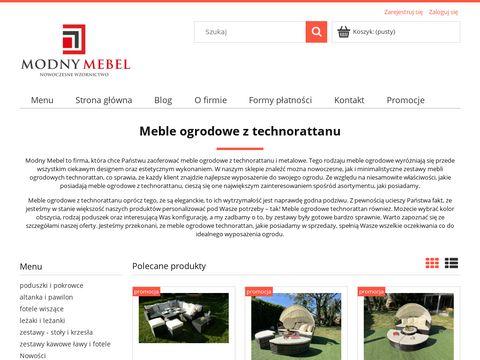 Modnymebel.com.pl - polyrattan