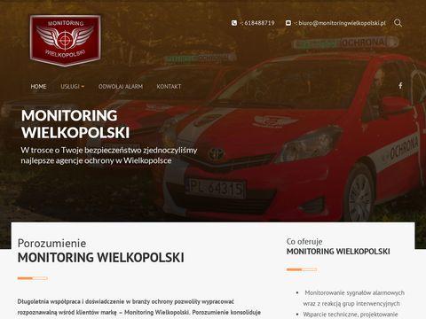 Monitoring gps pojazdów