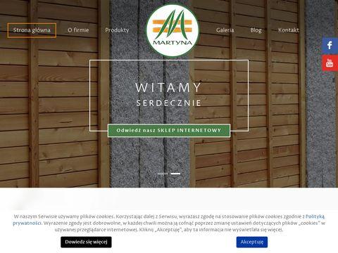 Martyna.com.pl architektura
