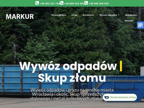 Markur.com.pl gruz Wrocław