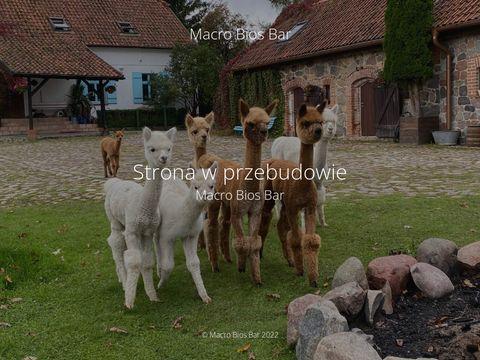 Macrobiosbar.pl catering