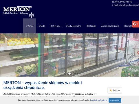 Merton.com.pl wyposażenie
