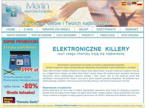 Merlin-Zdrowie - leczenie