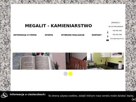 Megalit - nagrobki Inowrocław