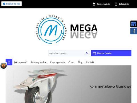 Megakola.pl koła do rusztowania