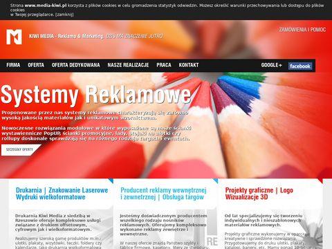 Agencja reklamowa Kiwi Media