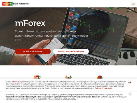 Mforex.pl - platforma forex