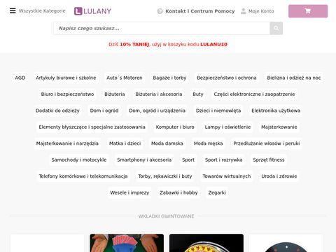 Lulany.pl - zakupy z hurtowni