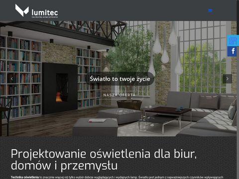 Lumitec.net.pl oświetlenie biur