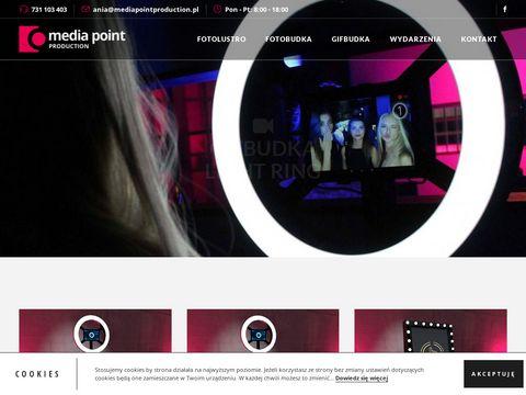 Lightring.pl fotobudki, gifbudki
