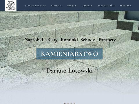 Łotowski Dariusz kominki