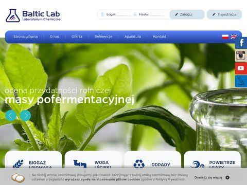 Laboratorium.balticrenewable.com