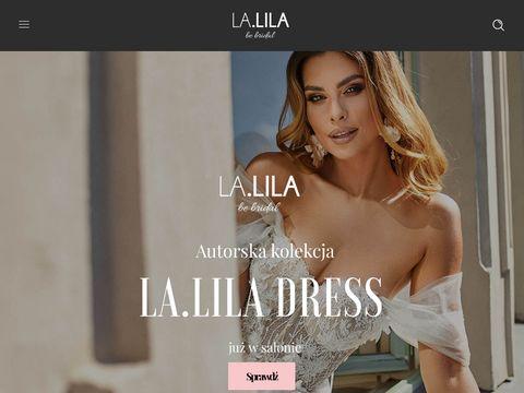 La.Lila salon sukien ślubnych