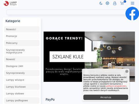 Lampdesigne.pl - lampy Śląsk